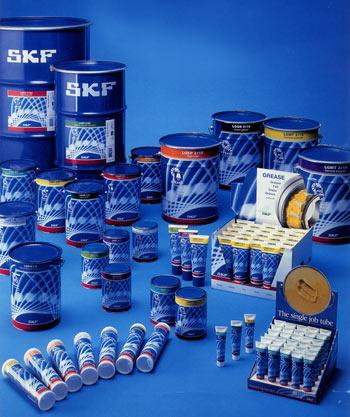 SKF油脂